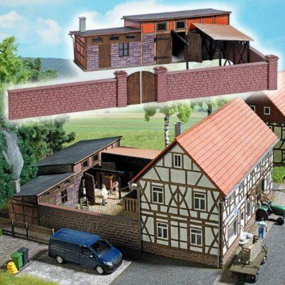 BUSCH 1531 <br/>Hinterhofgebäude (Schlachterei)