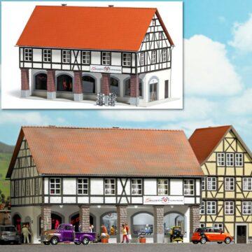 BUSCH 1539 <br/>Haus mit Arkaden 1