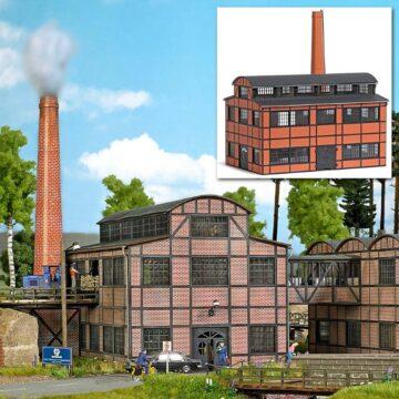 BUSCH 1557 <br/>Fabrikgebäude (Produktionshalle) 1