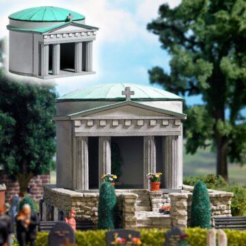 BUSCH 1567 <br/>Mausoleum 1
