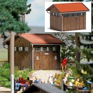 BUSCH 1586 <br/>Toilettenhaus 1