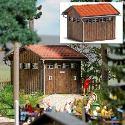 BUSCH 1586 <br/>Toilettenhaus