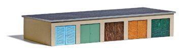 BUSCH 1648 <br/>Garagenkomplex H0             1