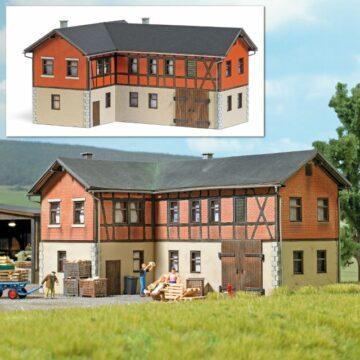 BUSCH 1655 <br/>Bauernhaus Vogtland 1