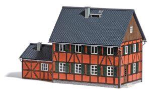 BUSCH 1657 <br/>Wohnhaus H0