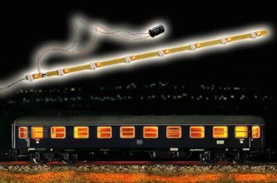 BUSCH 1805 <br/>Wageninnenbeleuchtung mit Antiflacker-Elektronik
