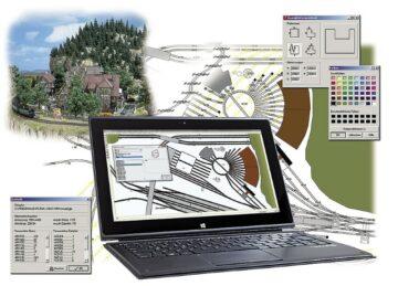 BUSCH 2810 <br/>PC-Rail für Windows 1