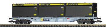 BUSCH 31142 <br/>Containerwagen Sgns 691 SBB 1