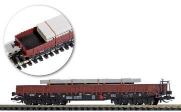 BUSCH 31160 <br/>Flachwagen Samm 4818 DR 1