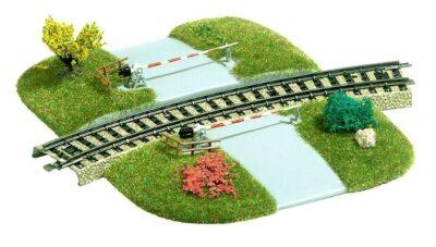 BUSCH 3209 <br/>Bahnübergang