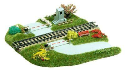 BUSCH 3210 <br/>Bahnübergang