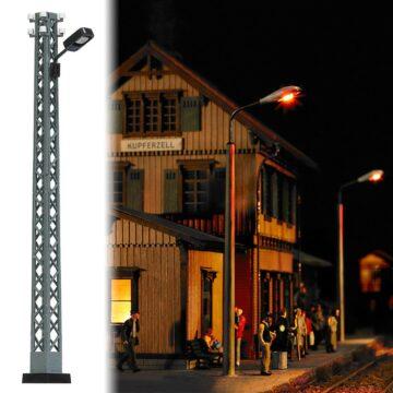 BUSCH 4130 <br/>Gittermast-Leuchte 1