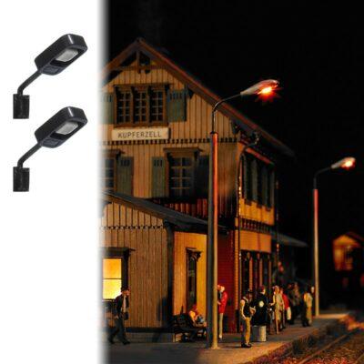 BUSCH 4132 <br/>Industrie-Leuchten, 2 Stück