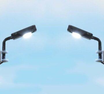 BUSCH 4152 <br/>Industrie-Leuchten, 2 Stück 1
