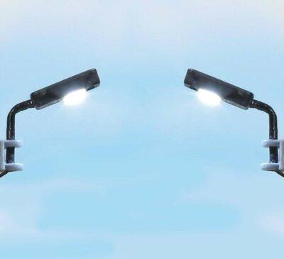 BUSCH 4152 <br/>Industrie-Leuchten, 2 Stück