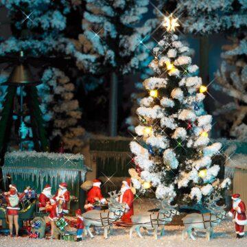 BUSCH 5411 <br/>Weihnachtsbaum 1