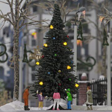 BUSCH 5413 <br/>Weihnachtsbaum 1