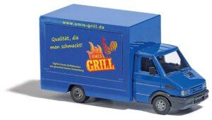 BUSCH 5420 <br/> Grillwagen H0