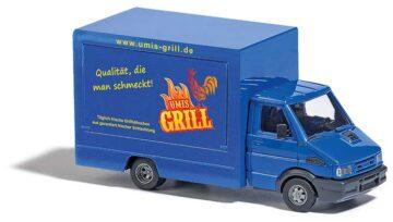 BUSCH 5420 <br/> Grillwagen H0 1