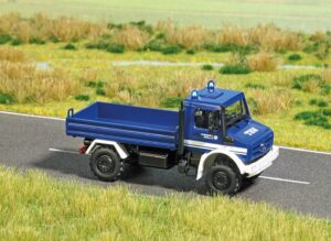 BUSCH 5590 <br/>Mercedes Unimog THW H0