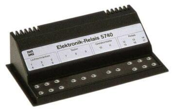BUSCH 5740 <br/>Elektronik-Relais 1