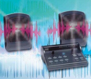 BUSCH 5771 <br/>Realistsic Sound »UNIVERSAL« Auf dem Land 1