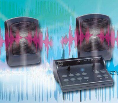 BUSCH 5771 <br/>Realistsic Sound »UNIVERSAL« Auf dem Land