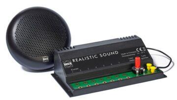 BUSCH 5780 <br/>Realistic Sound »Bahnhof« 1