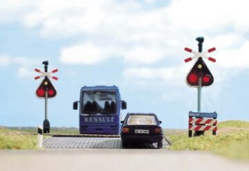 BUSCH 5967 <br/>Bahnübergang Holland 1