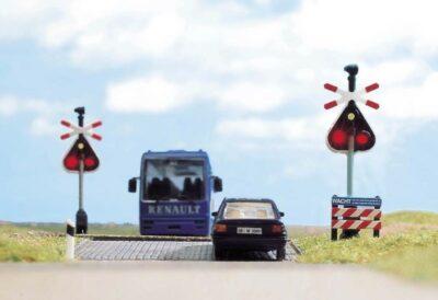 BUSCH 5967 <br/>Bahnübergang Holland