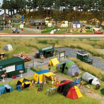 BUSCH 6044 <br/>Camping-Platz 1