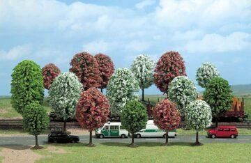 BUSCH 6484 <br/>Frühlingsbäume, 16 Stück 1