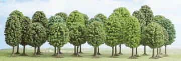 BUSCH 6487 <br/>Laubbäume, 25 Stück 1