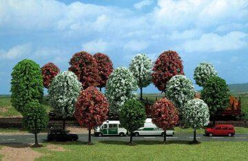 BUSCH 6584 <br/>Frühlingsbäume, 16 Stück 1