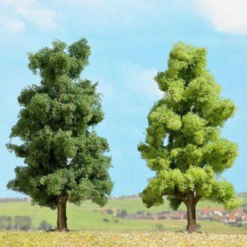BUSCH 6740 <br/>Laubbäume, 2 Stück 1