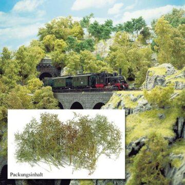 BUSCH 6801 <br/>Bausatz: Naturbäume 1