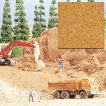BUSCH 7141 <br/>Sand lehmfarbig 1