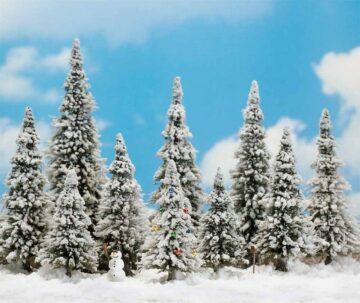 BUSCH 7171 <br/>Glitzernder Schnee 1