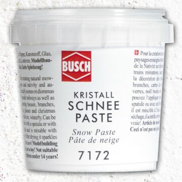 BUSCH 7172 <br/>Kristall-Schneepaste 1