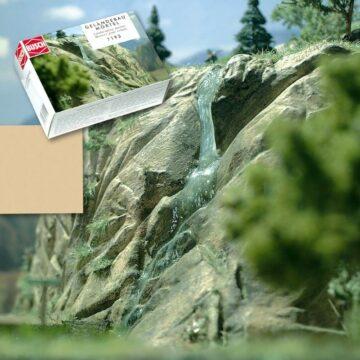 BUSCH 7193 <br/>Geländebau-Mörtel Großpackung 1