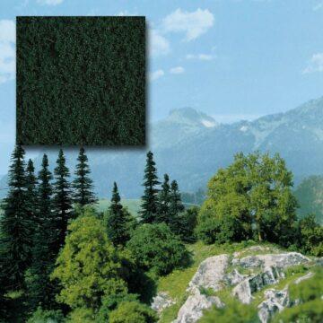 BUSCH 7313 <br/>Belaubungsmaterial dunkelgrün, fein 1