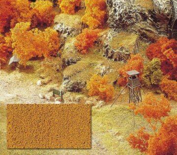 BUSCH 7324 <br/>Micro-Flocken gelbbraun 1