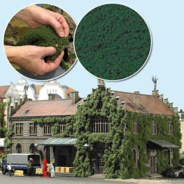 BUSCH 7343 <br/>Foliage dunkelgrün 1