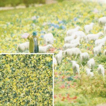 BUSCH 7358 <br/>Blütenflocken Löwenzahn 1