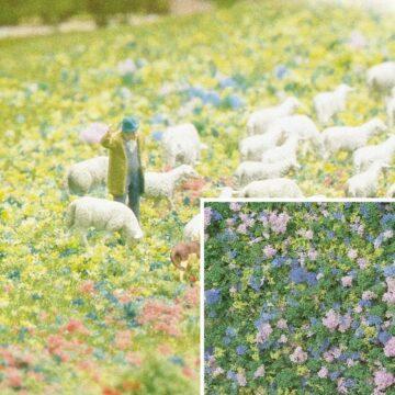 BUSCH 7359 <br/>Blütenflocken Krokusblüte 1