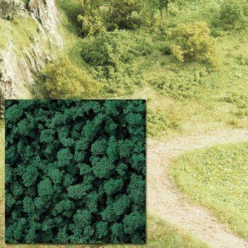 BUSCH 7363 <br/>Schaumstoff-Flocken dunkelgrün 1