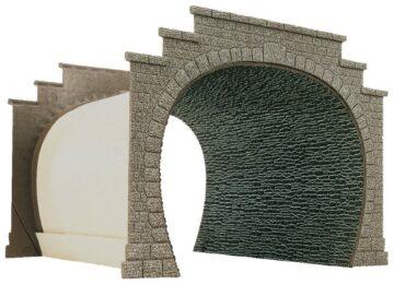 BUSCH 7404 <br/>Tunnelröhrenplatte 1