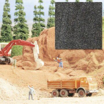 BUSCH 7524 <br/>Quarzsand dunkelgrau 1
