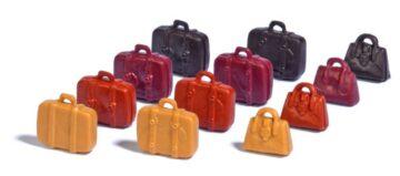 BUSCH 7795 <br/>12 Koffer und Taschen 1