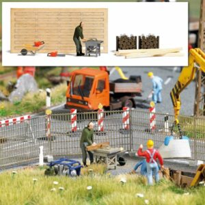 BUSCH 7807 <br/>Action Set: Baukreissäge
